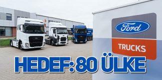 Ford Trucks şimdi de Polonya ve Litvanya'da