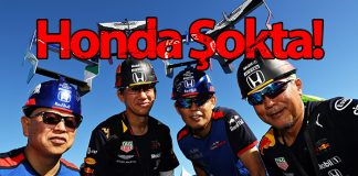 Japonya Grand Prix'sinde Honda şoku!
