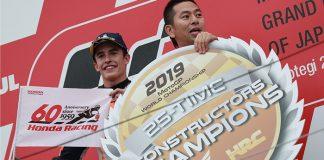 Honda MotoGP'de Markalar Şampiyonu oldu