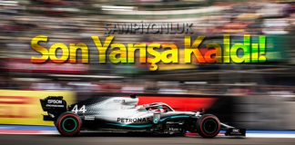 F1 Meksika GP'sinin galibi Lewis Hamilton