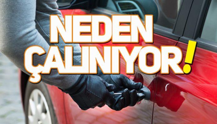 Araç hırsızlarına karşı alınacak önlemler!