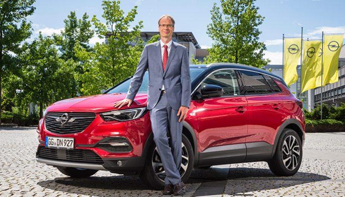 """Opel CEO'su Michael Lohscheller'e """"MANBEST 2019"""" Ödülü"""