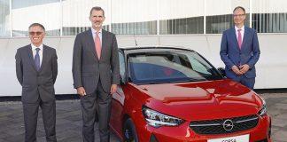 Opel'in ilk tamamen elektrikli modeli Corsa-e'nin üretimi başladı