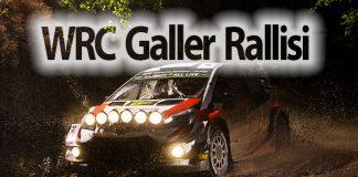 WRC Galler Rallisi'nde Tanak sürprizi!