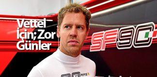 Sebastian Vettel'e Japonya GP'si öncesi 'Çin İşkencesi'