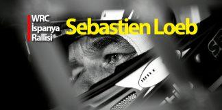 İspanya Rallisi'ne Sebastien Loeb ağırlığını koydu!