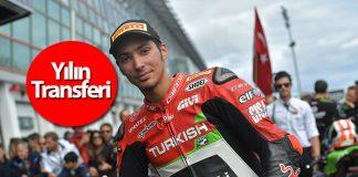 Türk motosikletçi Razgatlıoğlu, Yamaha'ya transfer oldu!