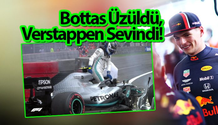 F1 Meksika GP'sinde pole pozisyon Max Verstappen'in