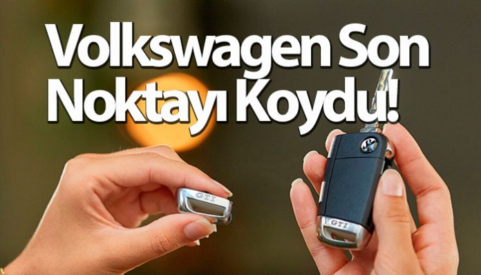 Volkswagen, Manisa'da 943,5 milyon lira sermayeli şirket kurdu!