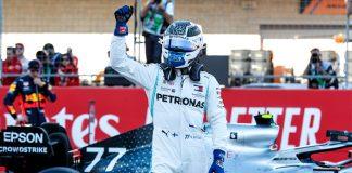Formula 1 ABD Grand Prix'sinin galibi Valtteri Bottas