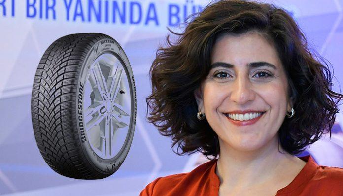 Yeni Bridgestone kış lastiği
