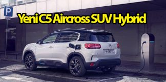 Yeni C5 Aircross SUV Hybrid