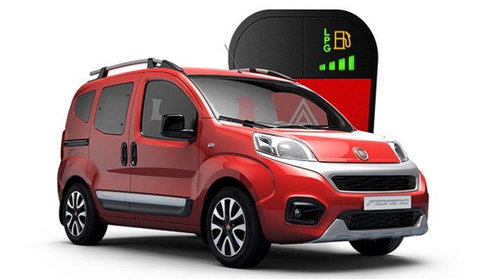 Fiat Fiorino'ya LPG Seçeneği!