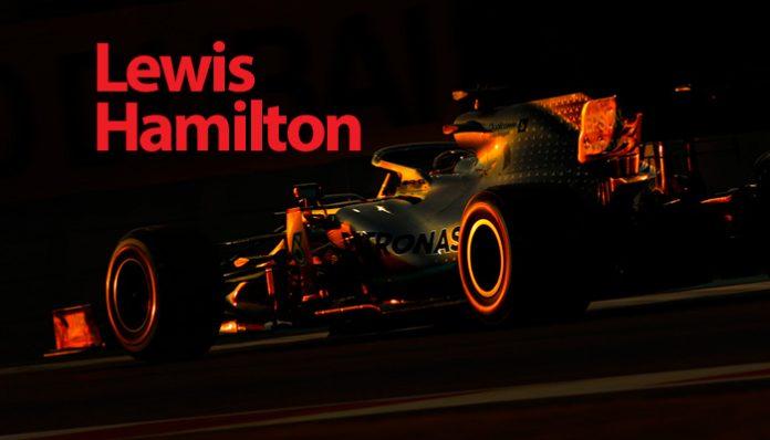 F1 Abudabi GP'sinde pole pozisyon Lewis Hamilton'ın