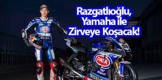 Türk motosikletçi Toprak Razgatlıoğlu hedef büyüttü!