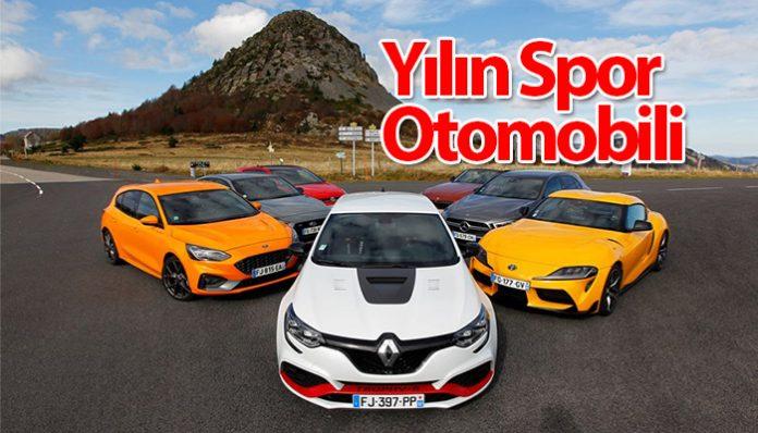 Yeni Megane R.S. Yılın Spor Otomobili seçildi