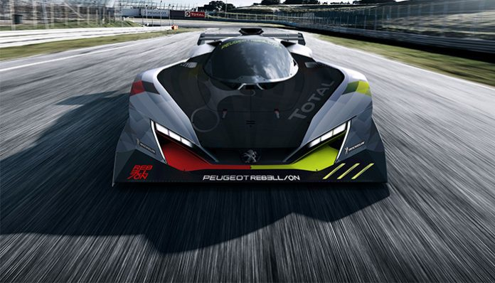 Peugeot Sport ve Rebellion Racing