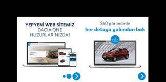 Dacia web sitesi