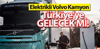 Volvo Trucks, elektrikli kamyonları