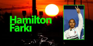 Formula 1 Abu Dabi GP'sinin galibi Lewis Hamilton