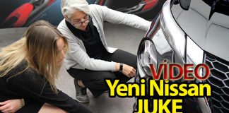 VİDEO: Yeni Nissan Juke