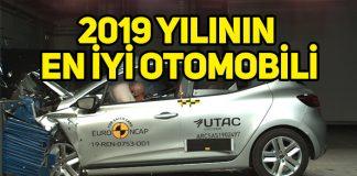 Yeni Renault Clio, 2019'un En İyi Otomobili seçildi