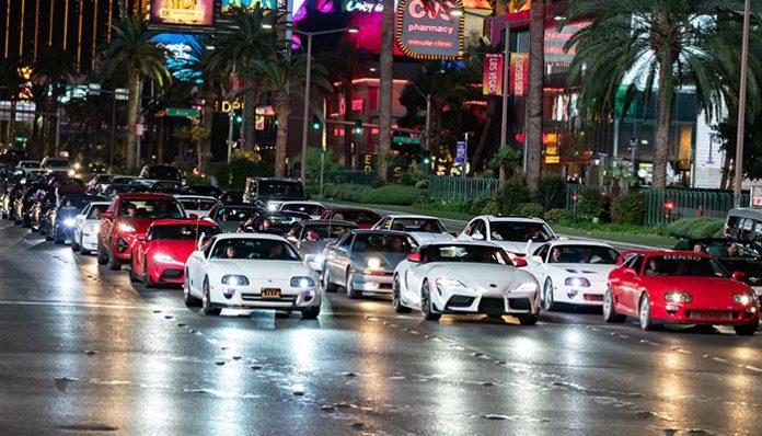 Toyota Supra Fanları