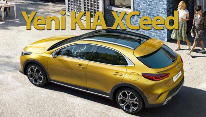Yeni Kompakt SUV Kia XCeed Türkiye'de kaça satılacak?