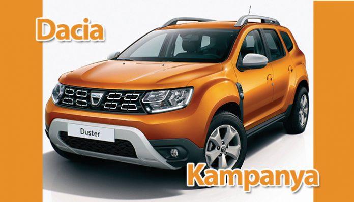 Dacia'dan Ocak kampanyası