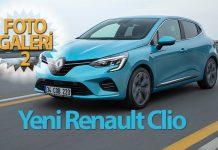 Yeni Renault Clio Foto Galeri