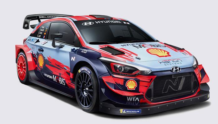 Hyundai Motorsport 2020
