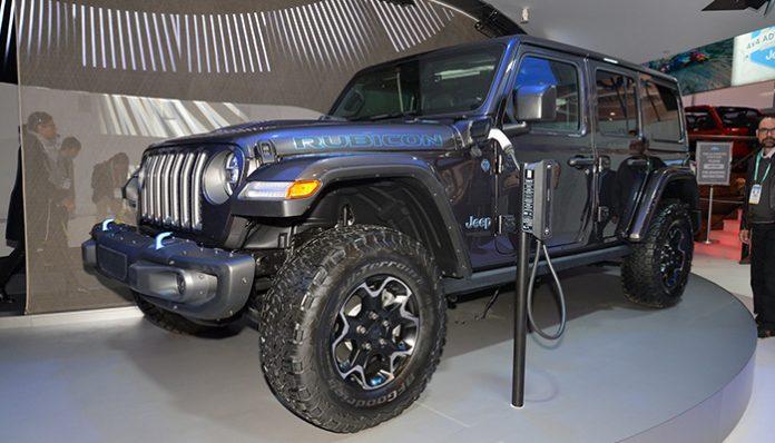 """Yakın geleceğin SUV Serisi """"Jeep 4xe"""" görücüye çıktı!"""