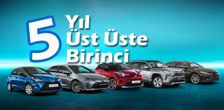 Fortune Dergisi seçti: Toyota en beğenilen otomobil markası