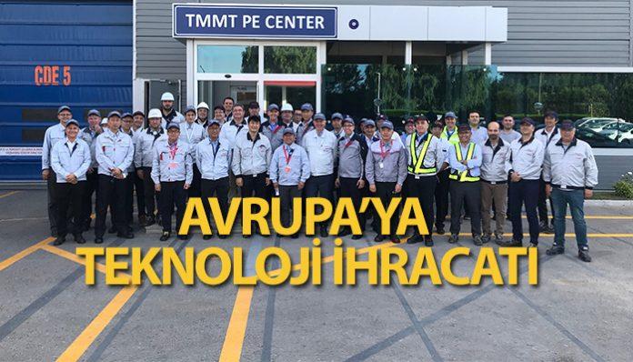 Toyota Türkiye, Avrupa'ya akıllı sistemler ihraç edecek!