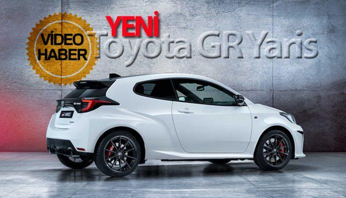 Yeni Toyota GR Yaris