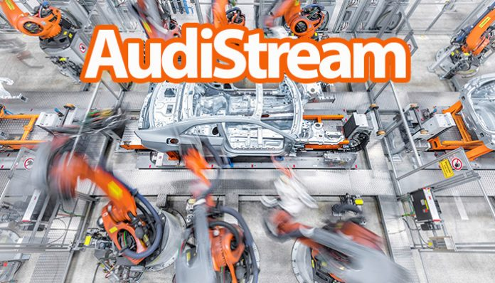 AudiStream