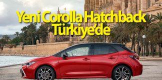 Toyota Corolla Hatchback Türkiye