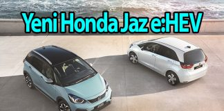 Yeni Honda Jazz e:HEV