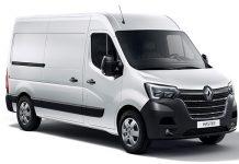Yeni Renault Master