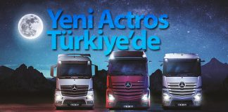 Mercedes-Benz yeni Actros