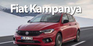 Fiat'tan Şubat avantajı