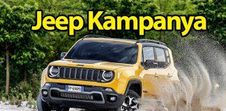 Jeep Şubat Kampanyası