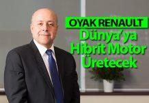Oyak Renault, Bursa'da hibrit motor seri üretimine başlıyor