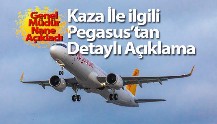 Son Dakika: Pegasus Hava Yolları