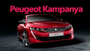 Peugeot Kampanya