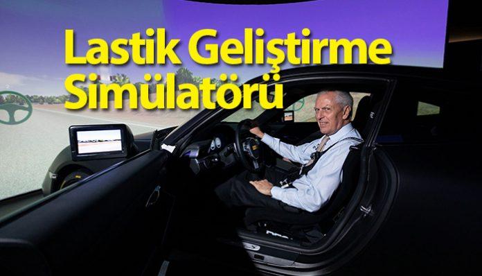 Pirelli yeni lastik geliştirme simülatörünü hayata geçirdi