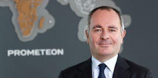 Prometeon Türkiye CEO'su Antonio Dolgetta
