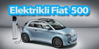 Elektrikli Fiat 500