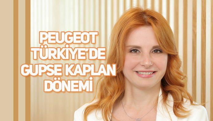 Gupse Kaplan, Peugeot Türkiye Pazarlama Direktörü oldu