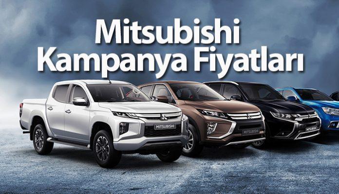 Mitsubishi modellerinin Mart ayına özel kampanya fiyatları